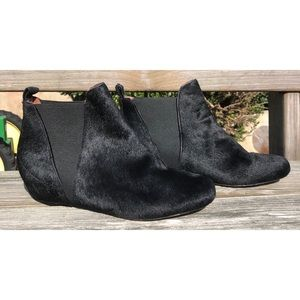 Elizabeth and James Leather Booties